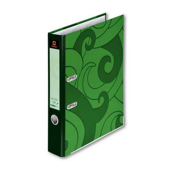 ซื้อ ตราช้างแฟ้มสันแคบ 125F เขียว