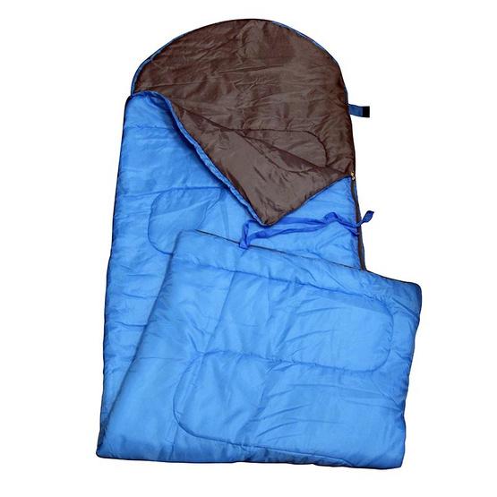 ถุงนอนใยนุ่ม ขนาด 150 กรัม รุ่น SCOUTER รหัส 303-130 สีเขียว