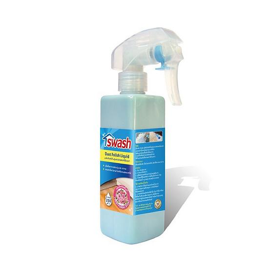 สวอช น้ำยาเก็บฝุ่นละอองและเคลือบเงา ขวดสเปรย์ 250 มิลลิลิตร