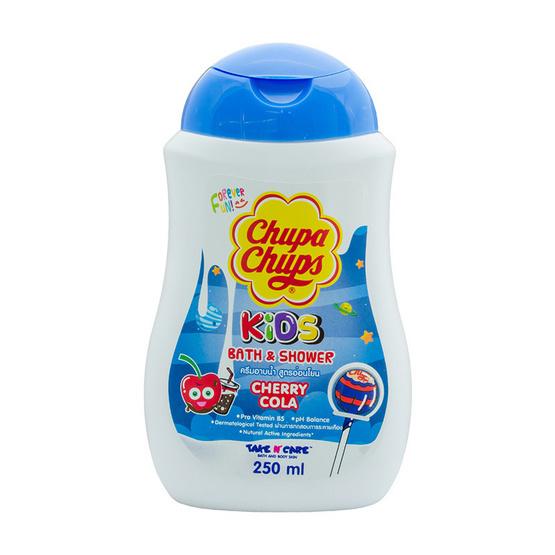 ซื้อ จูปาจุ๊ปส์คิดส์ ครีมอาบน้ำ เชอร์รี่โคล่า 250 มล.