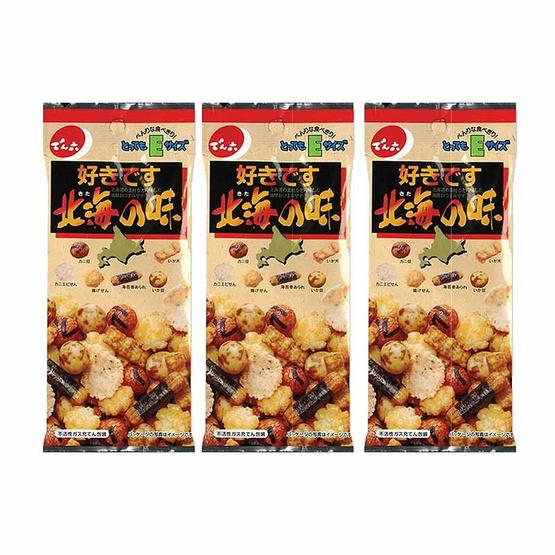 ขนม เดนโรคุ คิทาโนะ อายิ ขนาด 40 กรัม (ขนมนำเข้า) (แพ๊คคู่ ราคาพิเศษ)