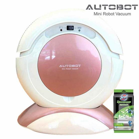 หุ่นยนต์เครื่องดูดฝุ่น Autobot รุ่น T270RC