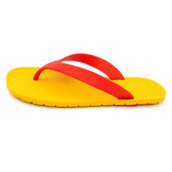 รองเท้า BlackOut หูหนีบ พื้นน้ำตาล หูแดง