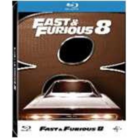 ซื้อ กล่องเหล็ก Blu ray แบบ B เร็ว...แรงทะลุนรก 8/ FAST AND FURIOUS 8 + Steelbook B
