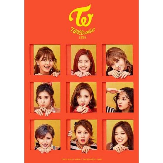 สั่งจอง CD+DVD TWICE Coaster LANE2 THAILAND EDITION เริ่มจัดส่งสินค้า 7 ก.ค.2560 เป็นต้นไป