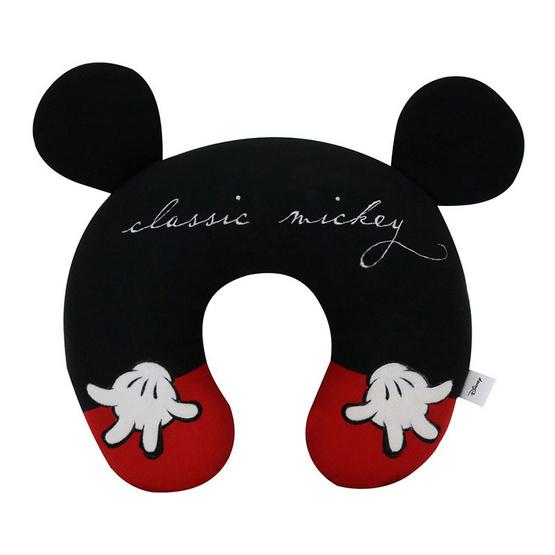 หมอนรองคอตัวยู - Classic Mickey image