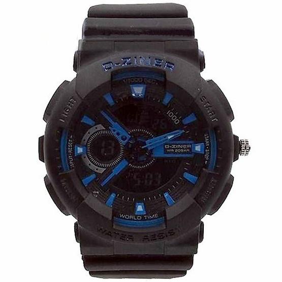 นาฬิกา D-ziner รุ่น DZ-8092 ฟ้าดำ