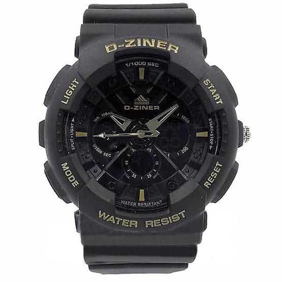 นาฬิกา D-ziner รุ่น DZ-8093 ทองดำ