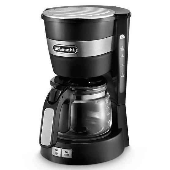 เครื่องชงกาแฟ Delonghi Drip Coffee รุ่น ICM14011 สีดำ