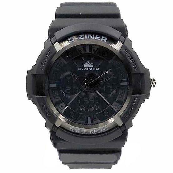 นาฬิกา Dziner รุ่น DZ-8019 ดำ
