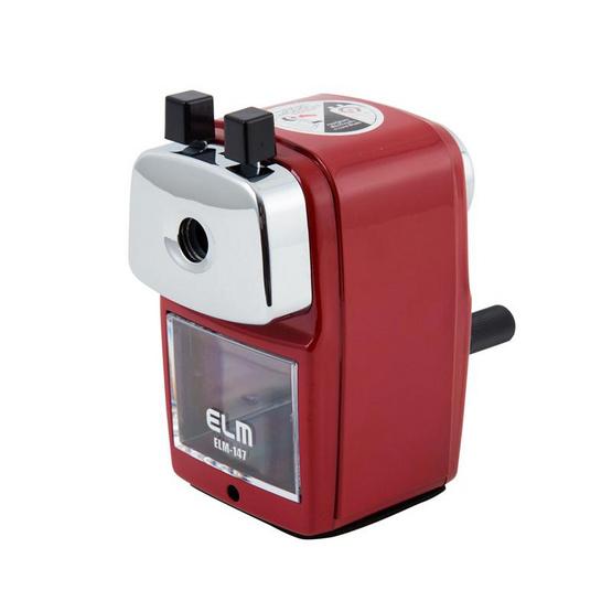 ซื้อ เครื่องเหลาดินสอ ELM-147 สีแดง
