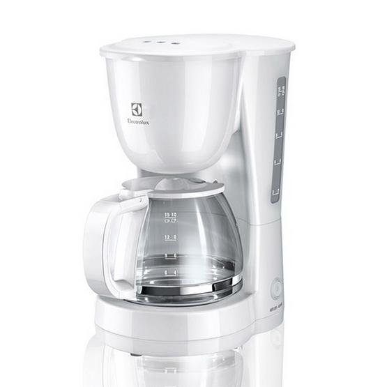 เครื่องทำกาแฟ Electrolux รุ่น ECM 1303W สีขาว