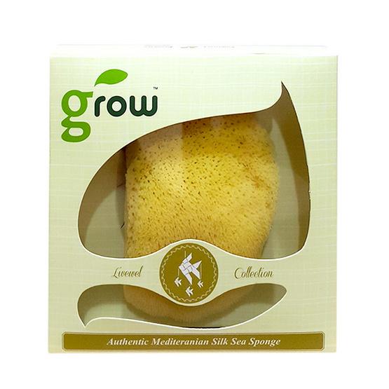 ฟองน้ำธรรมชาติ Grow XXL