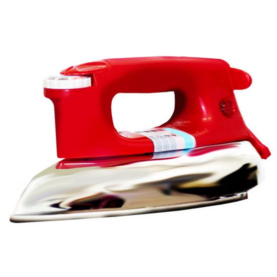 เตารีดไฟฟ้า HANABISHI รุ่น HDI-635 น้ำหนัก 3 ปอนด์ สีแดง