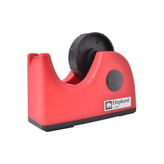 ซื้อ ตราช้างแท่นตัดเทป รุ่น L-01 R สีแดง