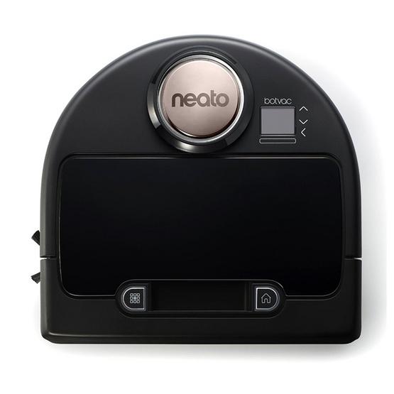 หุ่นยนต์เครื่องดูดฝุ่น NEATO รุ่น Botvac Connected สีดำ