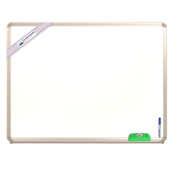 กระดานไวท์บอร์ดธรรมดา OA (ขนาด 80x120 ซม.)