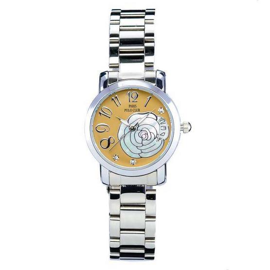 นาฬิกา Paris Polo Club รุ่น 3PP-1505257L-BROWN