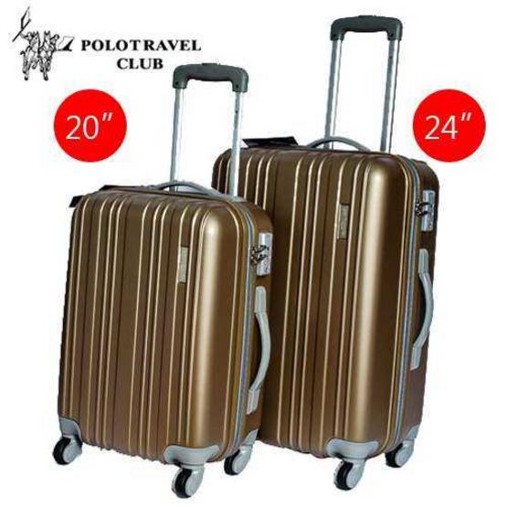 กระเป๋าเดินทาง PoloTravel Club รุ่น HKAS296*24+20GD