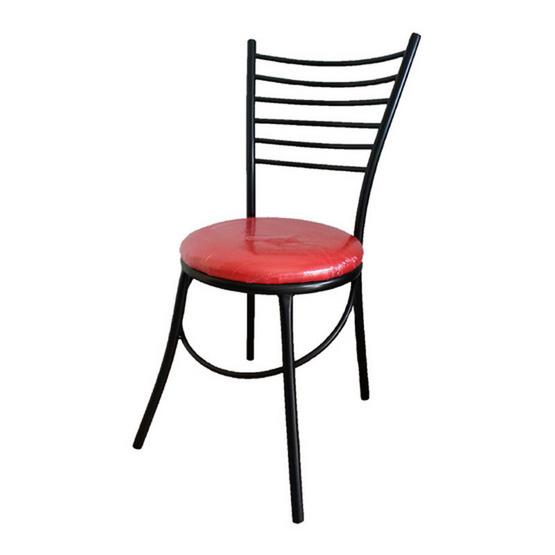 เก้าอี้ร้านอาหาร รุ่น Simple ADAM เบาะหนัง