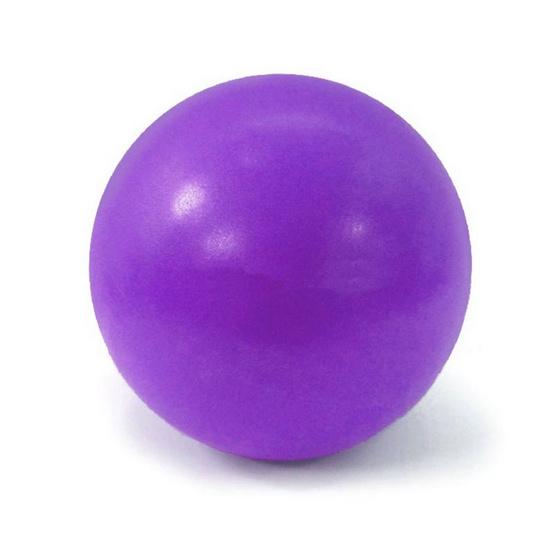 a bloom ลูกบอลออกกำลังกาย ขนาดเล็ก 30 ซม. สีม่วง (Mini Pilates Ball 30 cm)