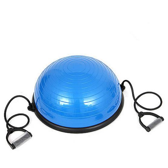 a bloom โบซูบอล ลูกบอลออกกำลังกาย ขนาด 55 ซม. สีฟ้า