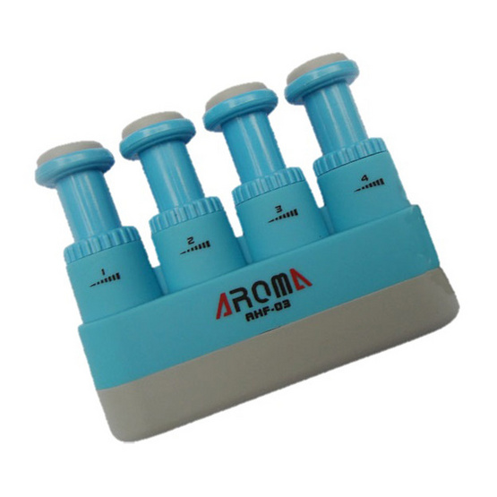 a bloom อุปกรณ์บริหารนิ้วมือ Finger Exerciser สีฟ้า