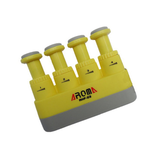 a bloom อุปกรณ์บริหารนิ้วมือ Finger Exerciser สีเหลือง
