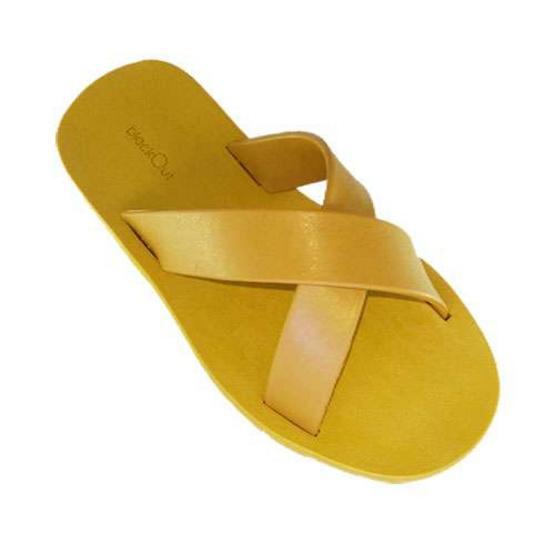 blackOut รองเท้าแตะ รุ่น BO-1001 สีทอง