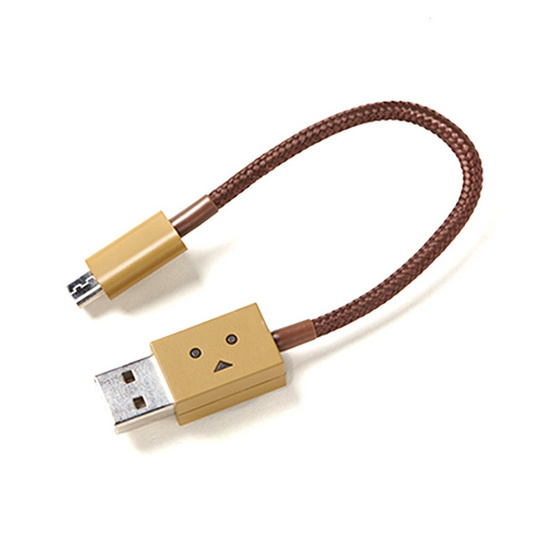 cheero สาย Cable รุ่น DANBOARD USB Cable with Lightning (CHE-219) (ความยาวของสาย 10 CM)