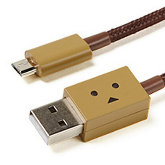 cheero สาย Cable รุ่น DANBOARD USB Cable with Micro USB (CHE-228) (ความยาวของสาย 25 CM)