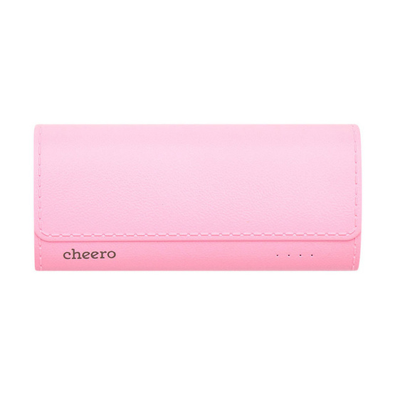 cheero Power Bank รุ่น Grip 4 5200mAh CHE-064 Pink