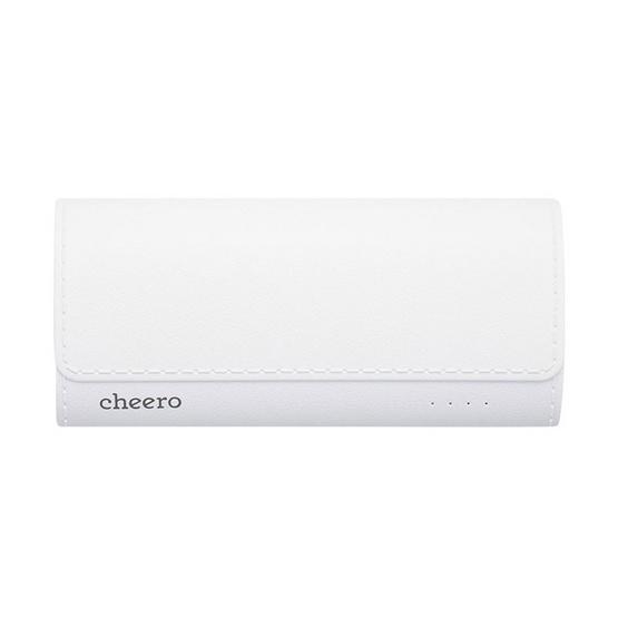 cheero Power Bank รุ่น Grip 4 5200mAh CHE-064 White