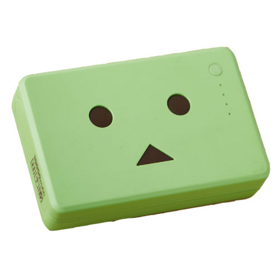 cheero Power Bank รุ่น Power Plus 10050mAh DANBOARD FLOWERS CHE-066 GREEN