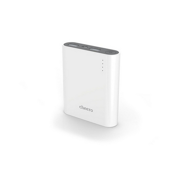 cheero Power Bank รุ่น Power Plus 3 13400mAh (CHE-059) White