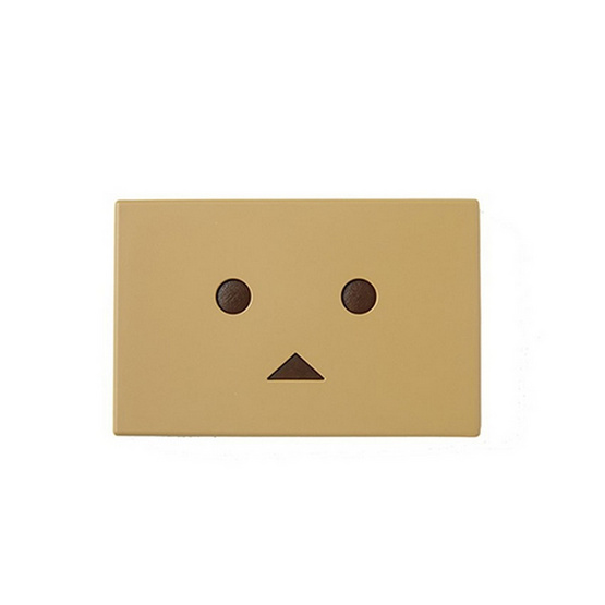 cheero Power Bank รุ่น Power Plus DANBOARD VERSION mini Block 3000mAh (CHE-056) Brown