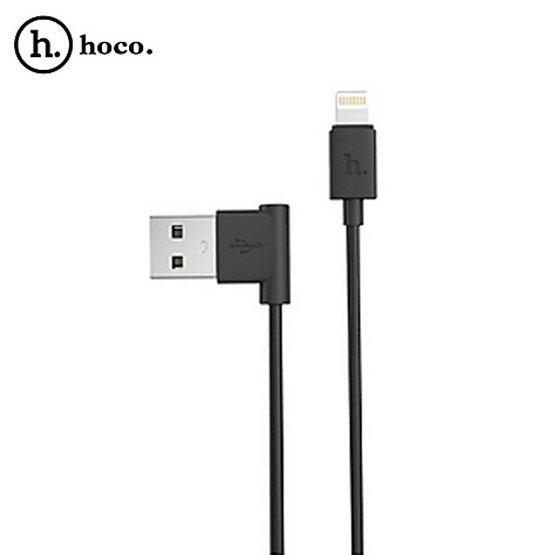 hoco cable UPL11  L Shape for Apple Black