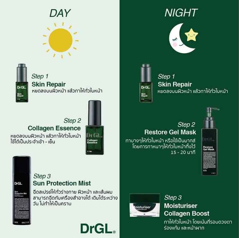04 DrGL Skin Repair 10 ml