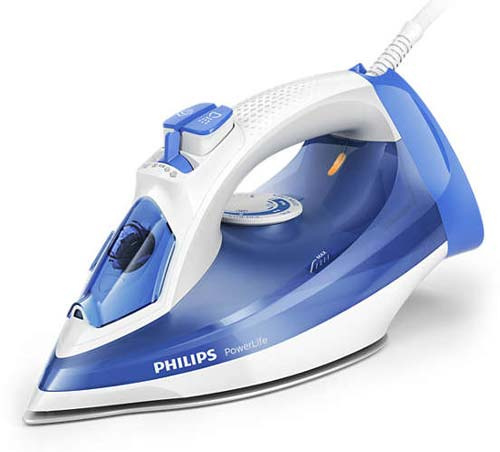 Philips เตารีดไอน้ำ Powerlife GC2990/20