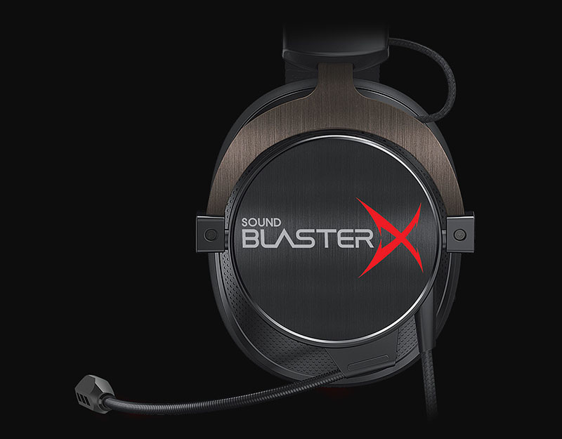 Creative Gaming Headset Sound Blaster X H5 Tournament Edition