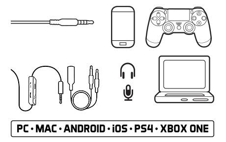 Creative Gaming Headset Sound Blasterx X H3 Analog