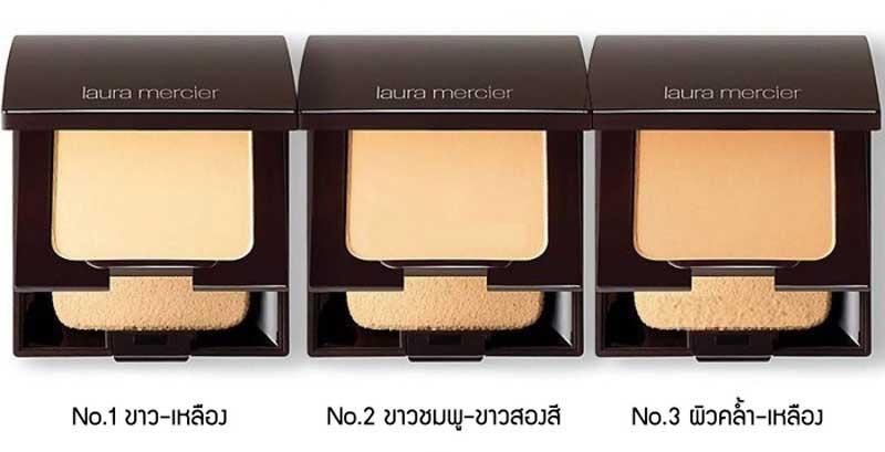 01 Laura Mercier Foundation Powder