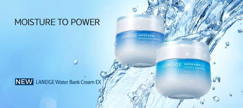 06 Laneige Water Bank Moisture Cream EX 50 ml