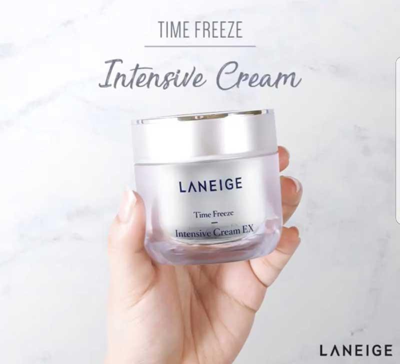 01 Laneige Time Freeze Intensive Cream EX 50 ml