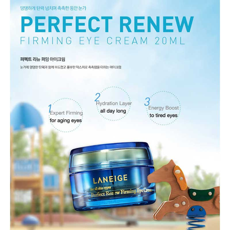 02 Laneige Perfect Renew Eye Cream 20 ml