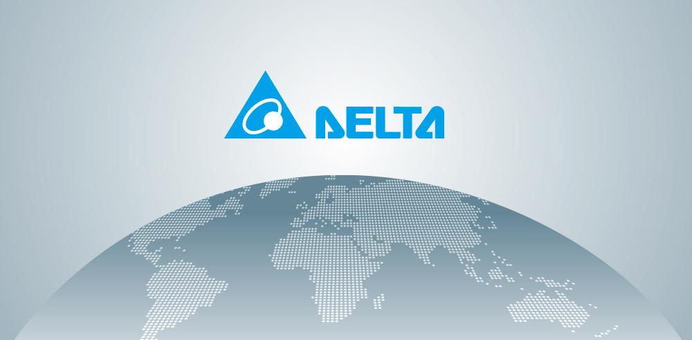 ขับเคลื่อนโดย Delta ผู้นำระดับโลกด้านโซลูชั่นพลังงาน
