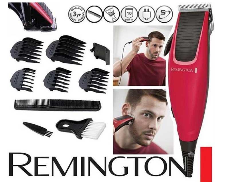 01 Remington ปัตตาเลี่ยน สีแดง HC-5018