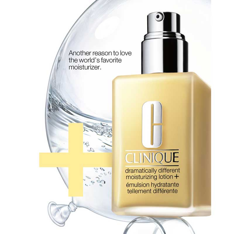01 Clinique Dramatically Different Moisturizing Lotion 125 ml