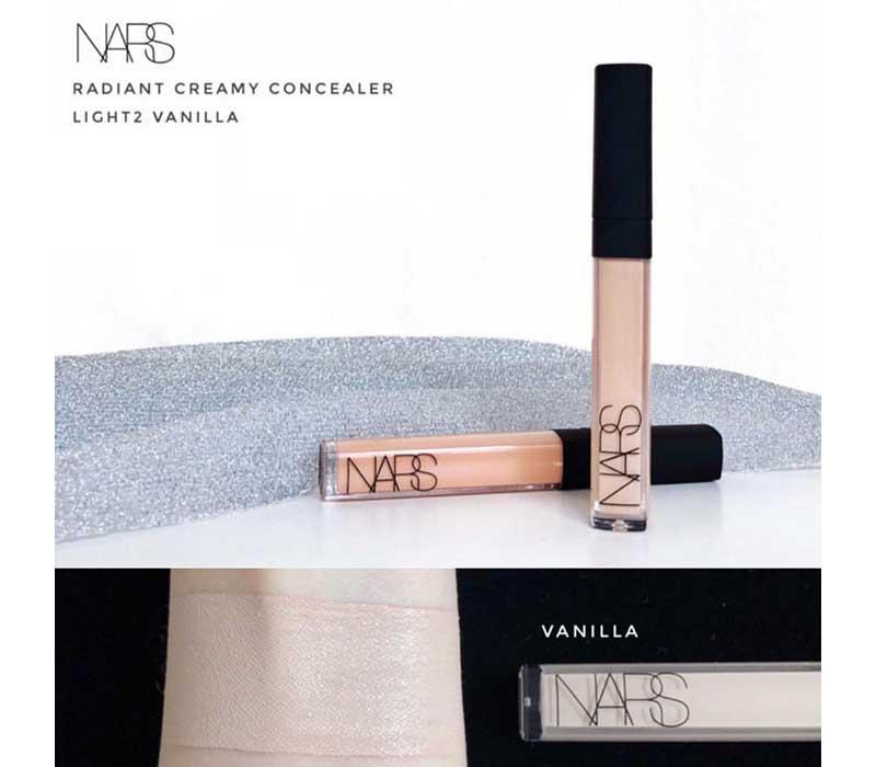01 Nars Radiant Creamy Concealer #Vanilla