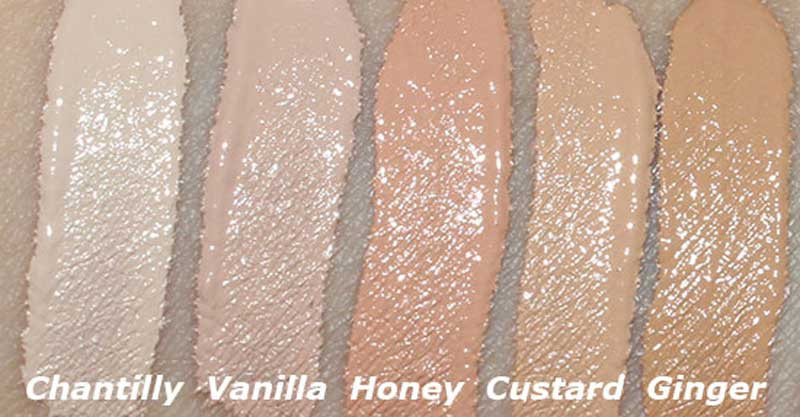 02 Nars Radiant Creamy Concealer #Vanilla